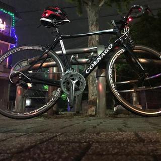 ロードバイクホイール