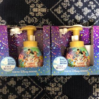 ディズニー(Disney)の 泡ハンドソープ 35周年限定袋付きまとめ買いお値下げ(洗剤/柔軟剤)