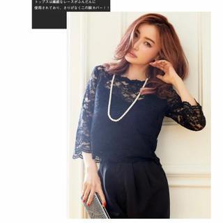 ドレスラボ パンツドレス Lサイズ 黒(その他ドレス)