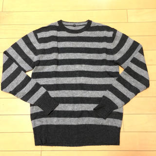 MUJI (無印良品) - 無印良品 アルパカウール クールネックセーター