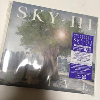 スカイハイ(SKYHi)の【新品】SKY-HI アルバムOLIVE 初回限定版(ミュージック)