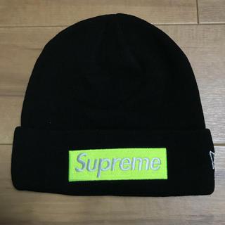 Supreme - Supreme New Era Box Logo Beanie ビーニー
