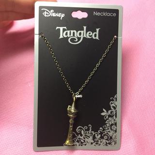 Disney - 日本未発売 ネックレス ラプンツェル ホットトピック