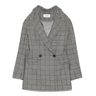 snidel チェックジャケット スーツ(スーツ)