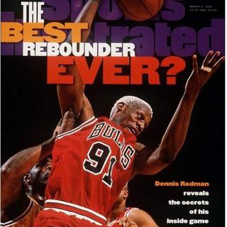 MITCHELL & NESS - Dennis Robman Chicago Bulls jersey
