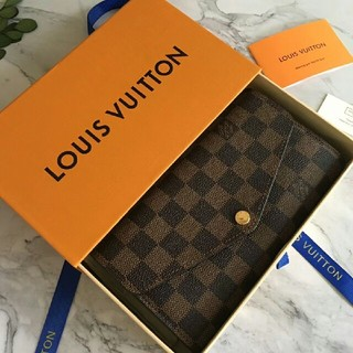 LOUIS VUITTON - 未使用に近い LOUIS VUITTON ルイヴィトン 財布 二つ折り長財布