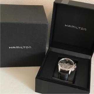ハミルトン(Hamilton)のハミルトン ジャズマスター HAMILTON クロノクォーツ (腕時計(アナログ))