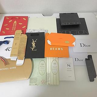 イヴサンローランボーテ(Yves Saint Laurent Beaute)のブランド ショップバック(ショップ袋)