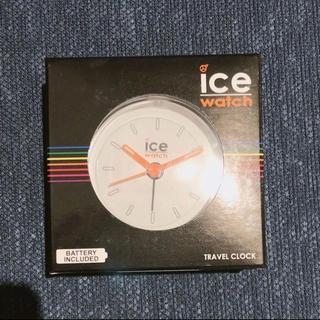 アイスウォッチ(ice watch)のice watch(置時計)