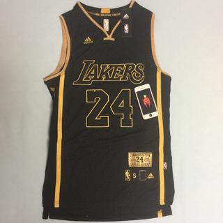 アディダス(adidas)のKobe Bryant Lakers Commemorative jersey(バスケットボール)