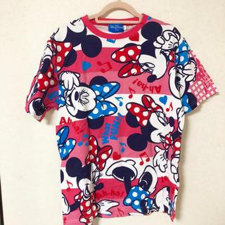 Disney - ディズニー ミニーマウスTシャツ