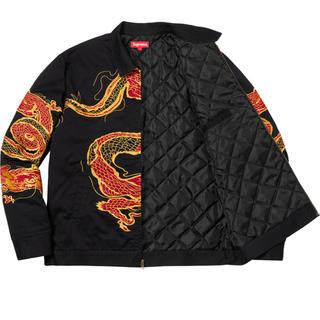 supreme  Dragon jacket(ブルゾン)