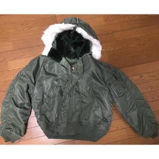 フライングジャケット N-2B USA製 値下げ価格(フライトジャケット)