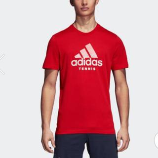 アディダス(adidas)の10/19のみ価格☆アディダス☆テニス☆Tシャツ(ウェア)