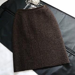 シャネル(CHANEL)のシャネルジャケット&スカート★同collectionお色違い★スーツ出品追加画像(スーツ)
