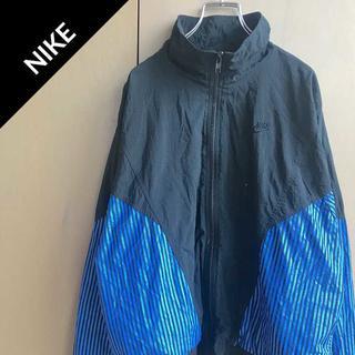 ナイキ(NIKE)のナイキ 【90s】 ワンポイントロゴ ナイロンジャケット トラックトップ(ナイロンジャケット)