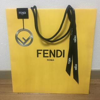フェンディ(FENDI)のFENDI ショッパー (ショップ袋)
