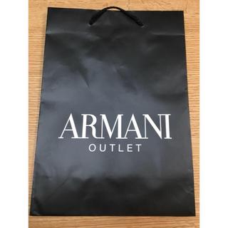 アルマーニ(Armani)のARMANI OUTLET 紙袋(その他)