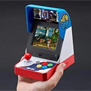 エスエヌケイ(SNK)のNEOGEO mini SNK レトロゲーム アーケード筐体(家庭用ゲーム本体)