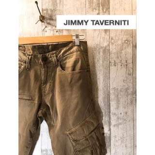 タヴァニティソージーンズ(TAVERNITI SO JEANS)の【JIMMY TAVERNITI】ジミータヴァニティ (29)カーゴパンツ(デニム/ジーンズ)