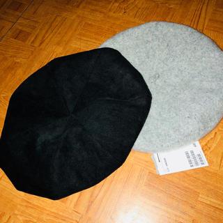 エイチアンドエム(H&M)のベレー帽☆(ハンチング/ベレー帽)
