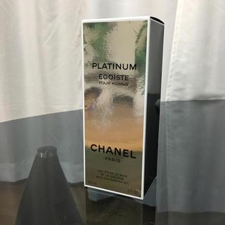 シャネル(CHANEL)のCHANEL エゴイスト プラチナム バスジェル(ボディソープ / 石鹸)