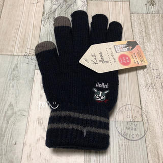 新品未使用 フレンチブルドッグ 手袋(手袋)