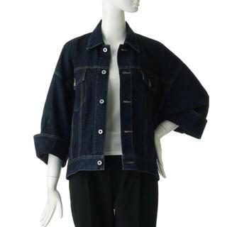 エンフォルド(ENFOLD)のナゴンスタンス 美品 38 売り切り価格(Gジャン/デニムジャケット)