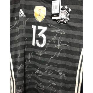 アディダス(adidas)のユーロ2016ドイツ代表 サイン入りユニフォーム(記念品/関連グッズ)