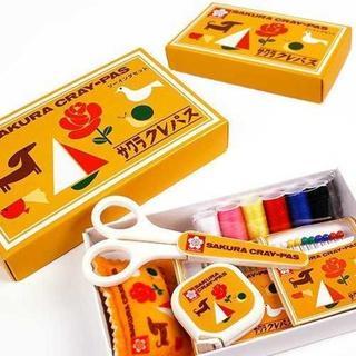 ♡売れてます♡サクラクレパス ソーイングセット 裁縫道具(日用品/生活雑貨)