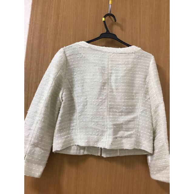 YECCA VECCA(イェッカヴェッカ)の緊急値下げ!ノーマルジャケット レディースのジャケット/アウター(ノーカラージャケット)の商品写真