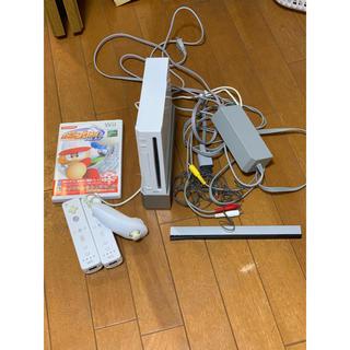 ウィー(Wii)のWii(家庭用ゲーム本体)