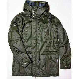 プーマ(PUMA)の【美品】MINI PUMAコラボ コート  カーキ メンズ XS(フライトジャケット)