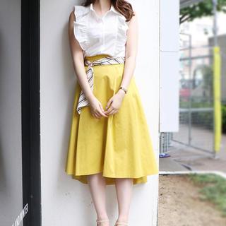 dazzlin - スカーフベルトスカート ♡