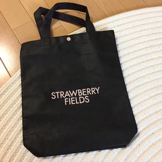 ストロベリーフィールズ(STRAWBERRY-FIELDS)のショップ袋 ストロベリーフィールズ(ショップ袋)