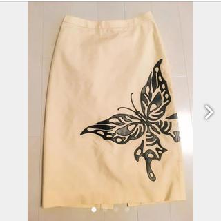 アンドリューゲン(Andrew GN)のANDREW GN ユナイテッドアローズ タイトスカート XS(ひざ丈スカート)