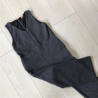 プティマイン(petit main)の美品♡プティマイン オールインワン 120cm(パンツ/スパッツ)