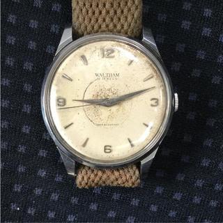 ウォルサム(Waltham)のウォルサム 手巻き ビンテージ品(腕時計(アナログ))