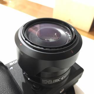 SONY - 2018年9月購入 美品 SONY 単焦点レンズSEL35F18  オマケ付き