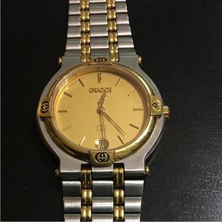 グッチ(Gucci)のグッチ GUCCI 時計メンズ  9000M (腕時計(アナログ))