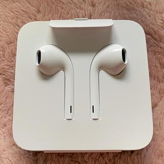アップル(Apple)の新品 * Apple イヤホン * Lightning(ヘッドフォン/イヤフォン)