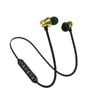 Bluetooth ワイヤレス ネックレスイヤホン(ヘッドフォン/イヤフォン)