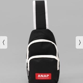 アナップキッズ(ANAP Kids)のANAPkids新品ロゴショルダーバッグ(ポシェット)