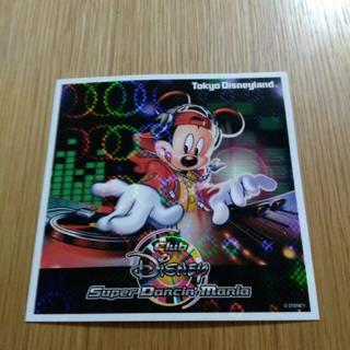 ディズニー(Disney)のディズニーランド スーパーダンシンマニア ステッカー(その他)
