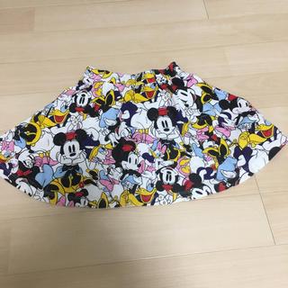 イレブンパリ(ELEVEN PARIS)のディズニー スカート 120cm(スカート)