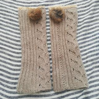 サマンサモスモス(SM2)のSM2 アームウォーマー(手袋)