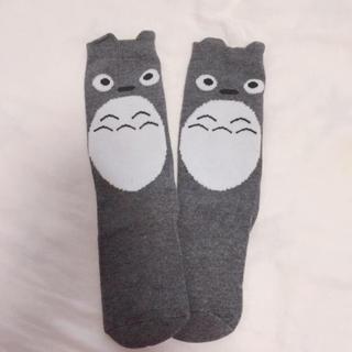 トトロの靴下 新品未使用★4〜6才(靴下/タイツ)