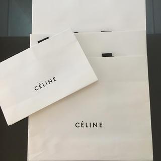 セリーヌ(celine)のセリーヌ CELINE 紙袋 4枚セット フィービー期ロゴ(ショップ袋)