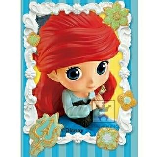 ディズニー(Disney)のQ posket SUGIRLY  -Ariel- アリエル フィギュアAカラー(アニメ/ゲーム)