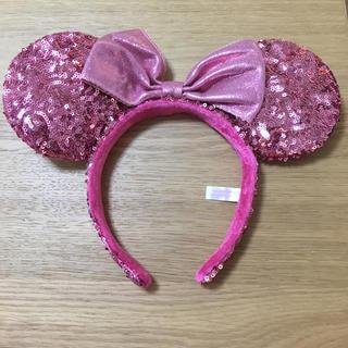Disney - [新品] ディズニーカチューシャピンク